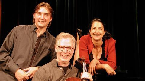 Stahlburg-Trio - Markus Neumeyer, Frank Wollf, Ingrid El Sigai