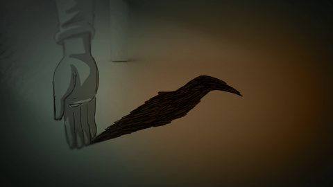 "Still aus dem Animationsfilm ""Haytham"""