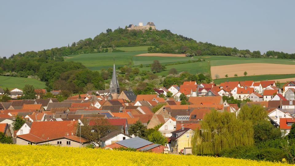 Nieder-Klingen, Veste Otzberg
